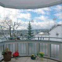 Остекление балконов и лоджий — новые методы решения «старых» проблем
