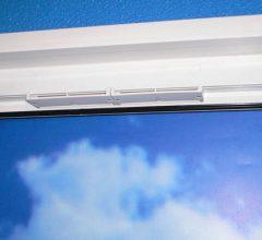 Системы проветривания в пластиковых окнах